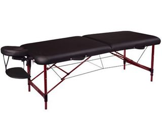 Master Massage Zephyr 28 inch lightweight Portable Massage Table Package  Retail 164 49
