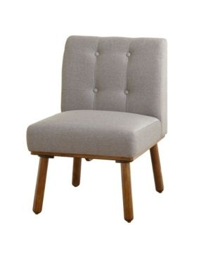 Simple living Playmate Armless Accent Chair  Retail 155 49