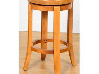 Champagne Swivel Counter Stool  Retail 102 49