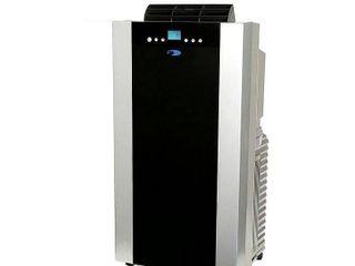 Whynter   500 Sq  Ft  Portable Air Conditioner   Platinum Black