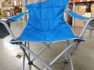 Coleman Folding lawn Chair Big N Tall