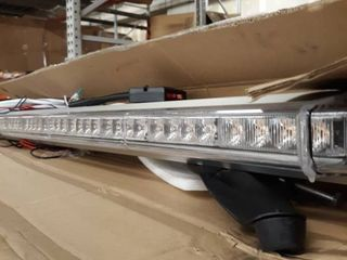 lED 12v 24v 55  lightbar Amber lED light