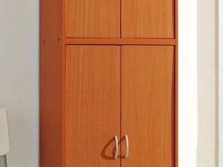Hodedah 4 Door Pantry