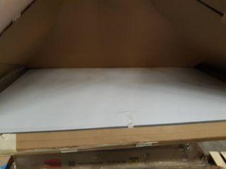 Magnetic White Board Aluminum Frame 36x48