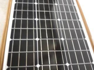 TP Solar 100w Monocrystalline Silicon Solar Panel