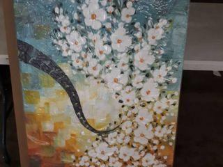 YaSheng Art 100  Hand Painted
