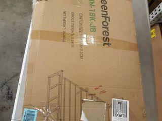 GreenForest Heavy Twin 1BK JB Bed Frame