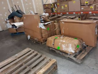 Misc  Pallet Items Damaged  Missing Parts  Unknown