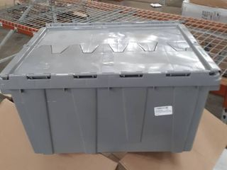 Akro 39175 Industrial Plastic Storage Tote