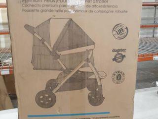 Pet Rover Premium Heavy Duty Pet Stroller