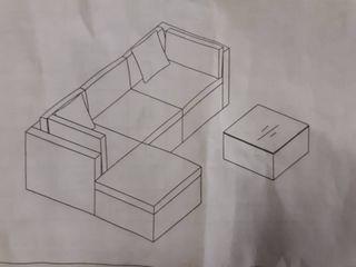 Patio Sofa Set Unused