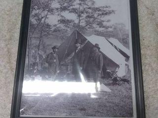 Abraham lincoln Photo print