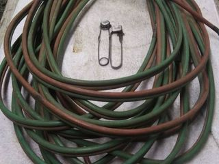 Oxy Acetylene Cutting Torch Hoses and Strikers