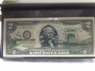 Collector s Two Dollar Bill Series 2003 A
