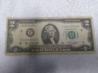 Two Dollar Bill Series 1976