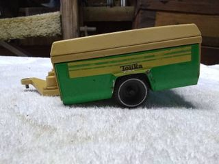 Vintage Tonka toy Camping Trailer