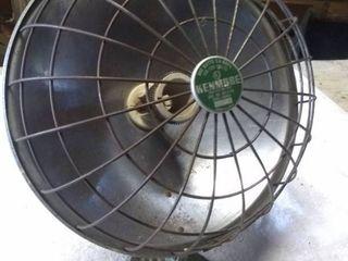 Vintage Kenmore Electric Heater