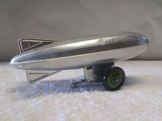 Vintage Graf Zeppelin Collector s Wind Up Toy