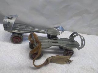 Vintage Sears Roller Skates