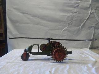Vintage Model 101 Tractor Sprinkler