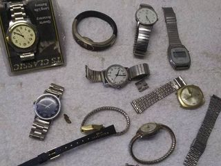 Bag of Watches