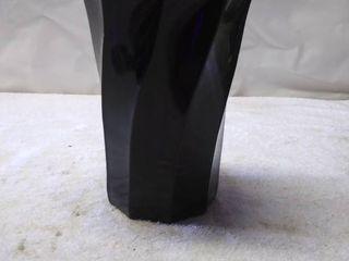 Vintage Amethyst Glass Vase