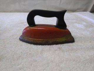 Vintage Toy Iron