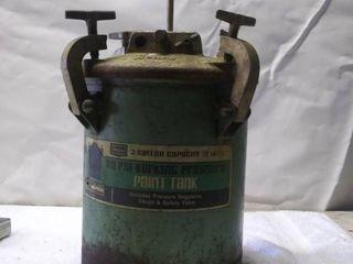 Vintage Sears Pressure Paint Tank