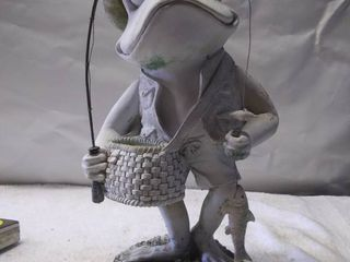 Vintage Outdoor Decorative Frog Statue