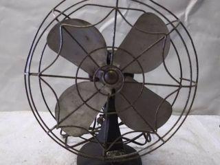 Vintage rotating fan