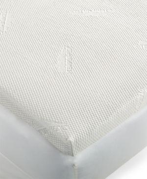 Mattress Topper Cover  King  White   Tempur Pedic