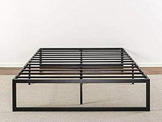 Zinus Abel 14 Inch Metal Platform Bed Frame   Mattress Foundation   King