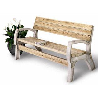 2x4basics AnySize Chair Bench Ends   Sand