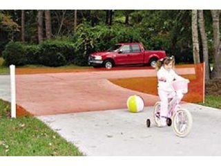 Kid Kushion Driveway Guard   25