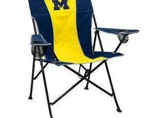 logo Brands Michigan Pregame Chair