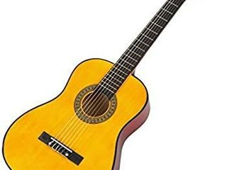 Music Alley Classical Guitar 6 String Junior  Right  Natural