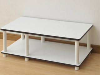 Furinno 11174 Just No Tools low Rise Mid TV Stand or Play Table   MISSING HARDWARE PIECES