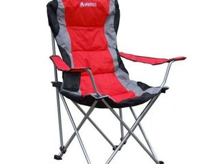 GigaTent Outdoor Camping Chair   lightweight  Portable Design  Red