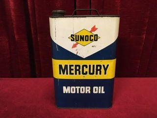 Mercury 2 Gallon Oil Can