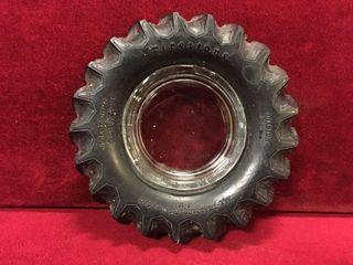 Firestone 6  Rubber Tire Ashtray