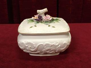 ESD Japan Porcelain Trinket Box