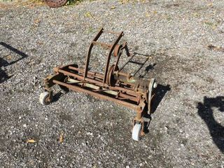 24  Mower for Walk Behind Tractor or Ornament