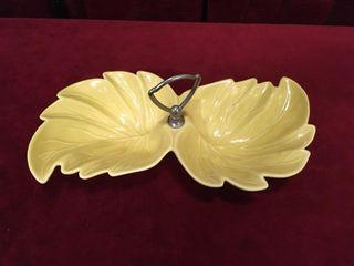 USA No32 Double leaf Dish 11 5  Wide