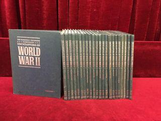 Encyclopedia of World War II   Volumes 1 thru 23