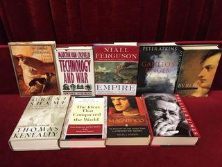 9 Various Novels