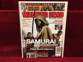 The Walking Dead Issue  1 Nov Dec 2012