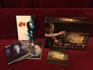 24  The Complete Series   Note