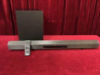 Sony Sub Woofer   36  Sony Sound Bar   Not Tested
