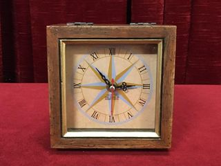 Quartz Chai Cheng lin Clock Token Box