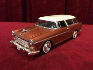 1 24 1955 Chevrolet BelAir Nomad